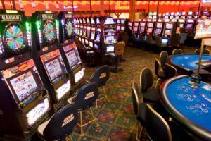 Chauffeured Limousine Trips to Regional Casinos